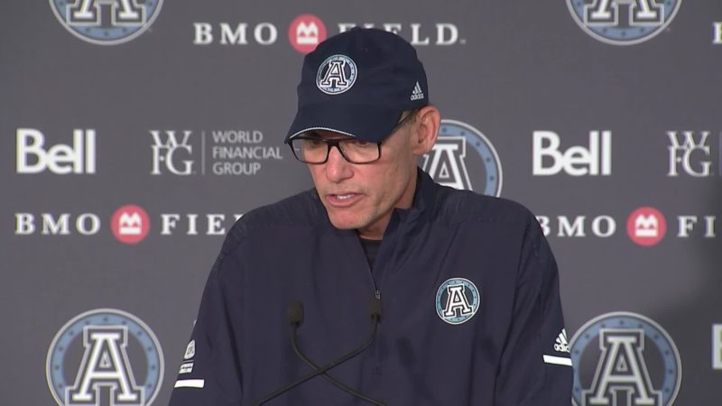 Argonauts Post-Game Recap: Toronto vs. Calgary – June 23, 2018