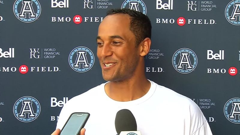 Argonauts Practice: James Franklin – July 3, 2018