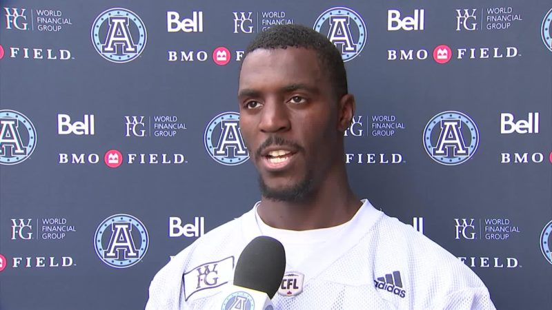 Argonauts Practice: James Wilder Jr. – July 5, 2018