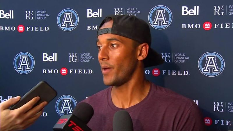 Argonauts Practice: James Franklin – July 9, 2018