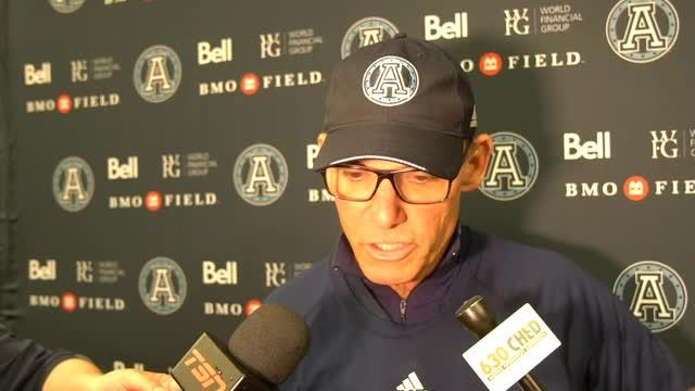 Argonauts Post-Game: Marc Trestman- July 13 2018