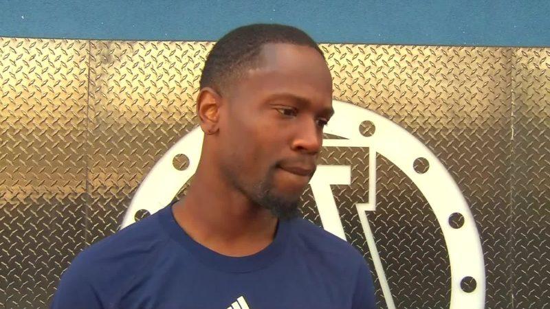 Argonauts Practice: TJ Heath – July 17, 2018