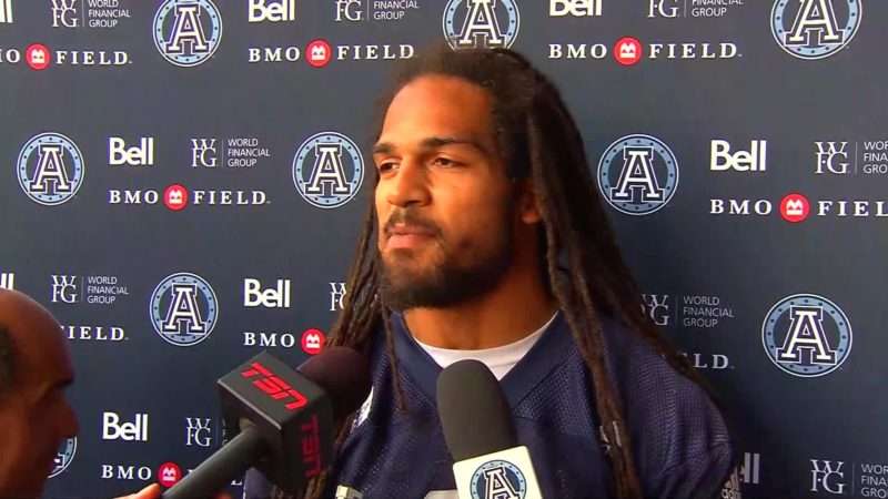 Argonauts Practice: Marcus Ball – July 17, 2018