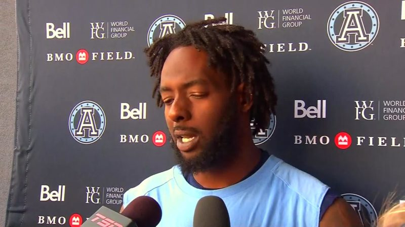 Argonauts Practice: S.J. Green – July 17, 2018