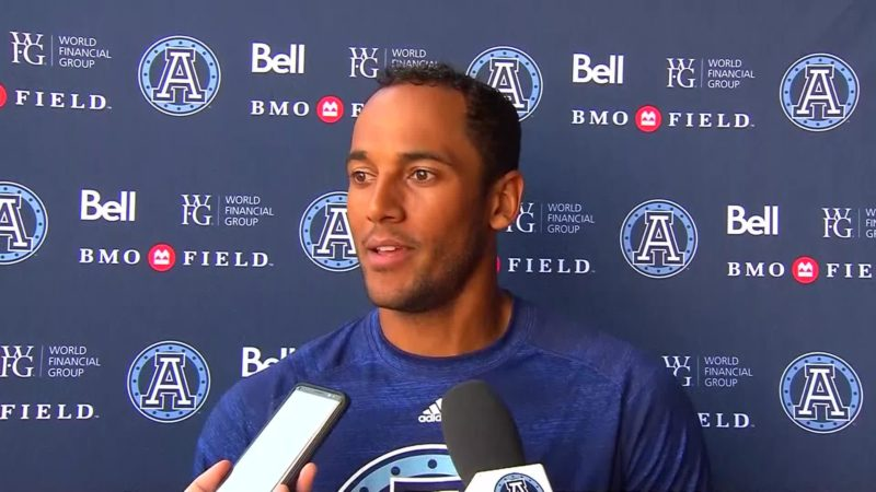 Argonauts Practice: James Franklin – July 19, 2018