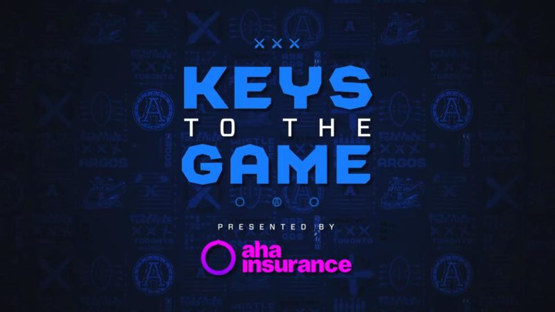 Keys to the Game - Week 19