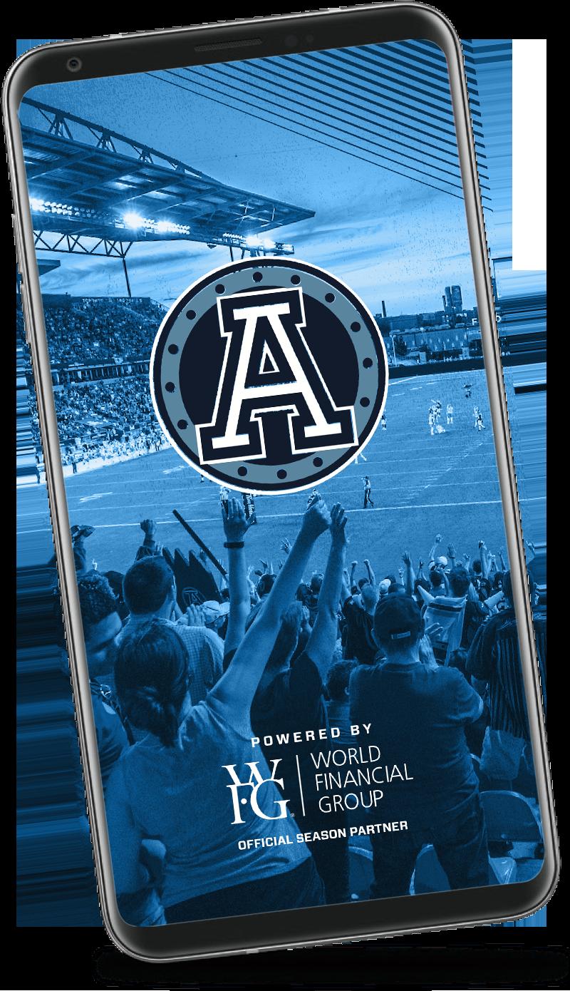 Mockup of Argos app splash screen