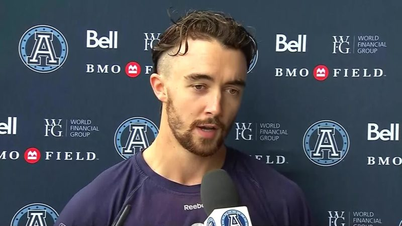 Argonauts Practice: Matt Webster – October 11, 2018