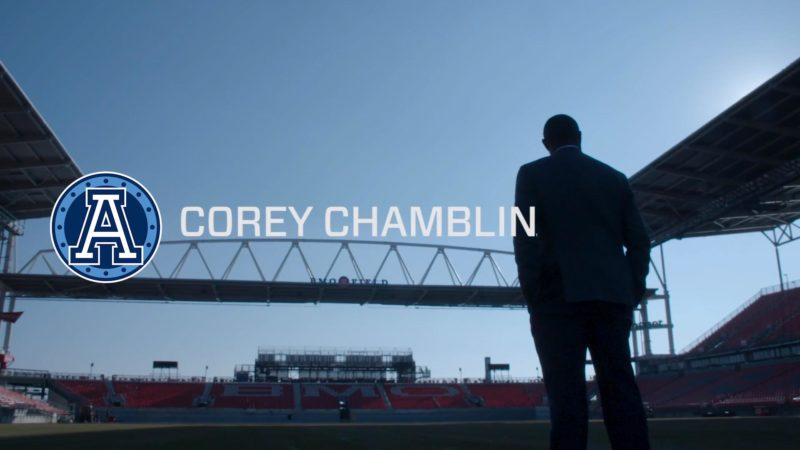 Corey Chamblin One-on-One