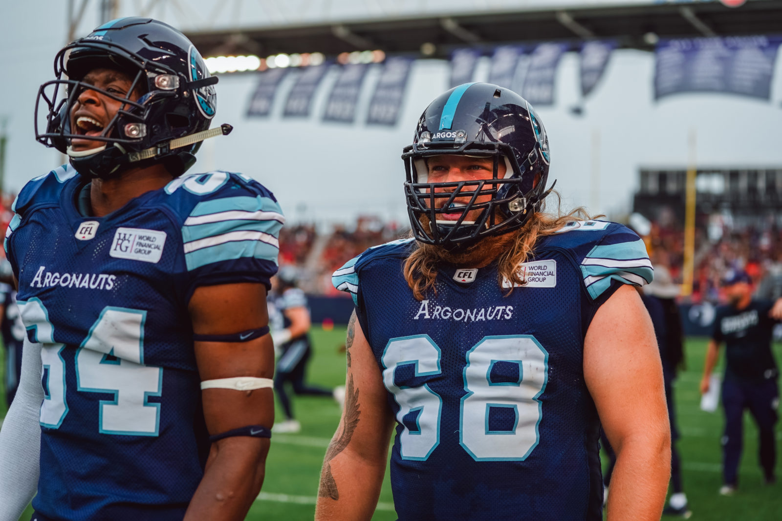 Argos re-sign Kolankowski & Woodson; Add Butler