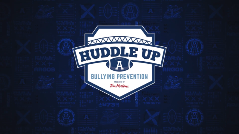 Huddle Up – 2019
