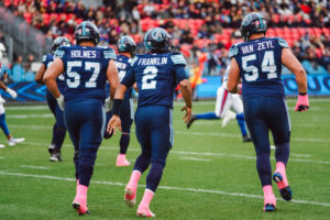 Hogan: How the Argos could line up on Offence