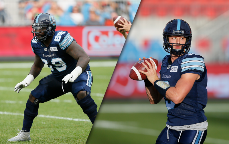 Argos re-sign Campbell and Prukop