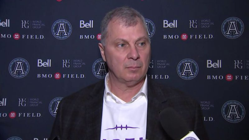 Toronto Argonauts Town Hall: Randy Ambrosie – March 8, 2019
