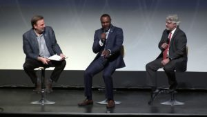 Toronto Argonauts Town Hall: Jim Popp and Corey Chamblin – March 8, 2019