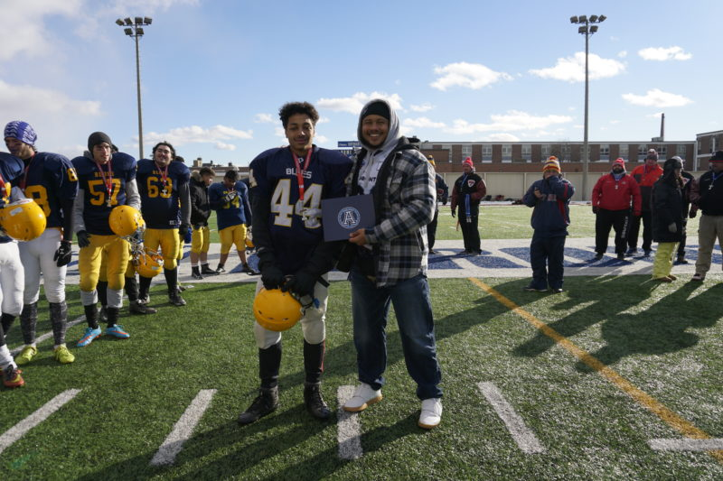 Flag Football initiative part of a bigger picture