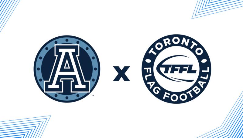Argos announce new partnership with Toronto Flag Football League