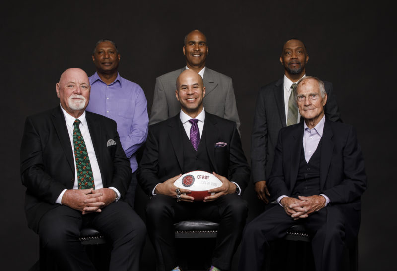 Terry Greer and David Williams inducted into CFL Hall Of Fame