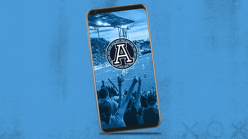 Official App of the Toronto Argonauts