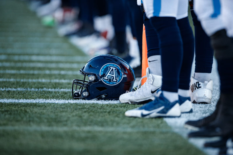 Argos announce final roster moves following training camp