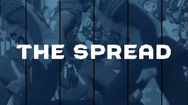 The Spread - Week 19 at Montreal