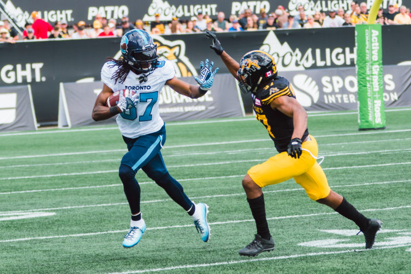 Argos add five to training camp roster - Toronto Argonauts