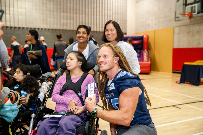 Helping Youth Score a Touchdown With Peel Regional Police