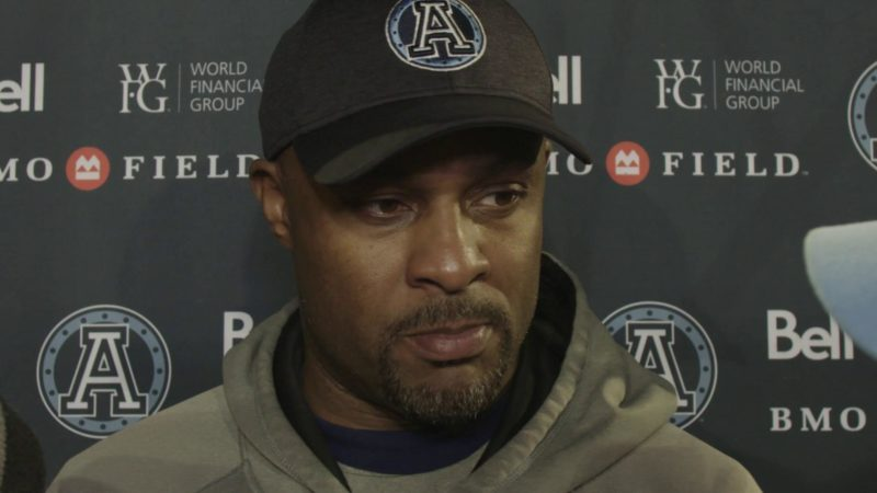 Post Game: Corey Chamblin – October 18, 2019