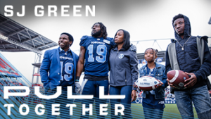 Pull Together – SJ Green