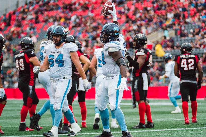 Argos sign OL Roubbens Joseph for two more years