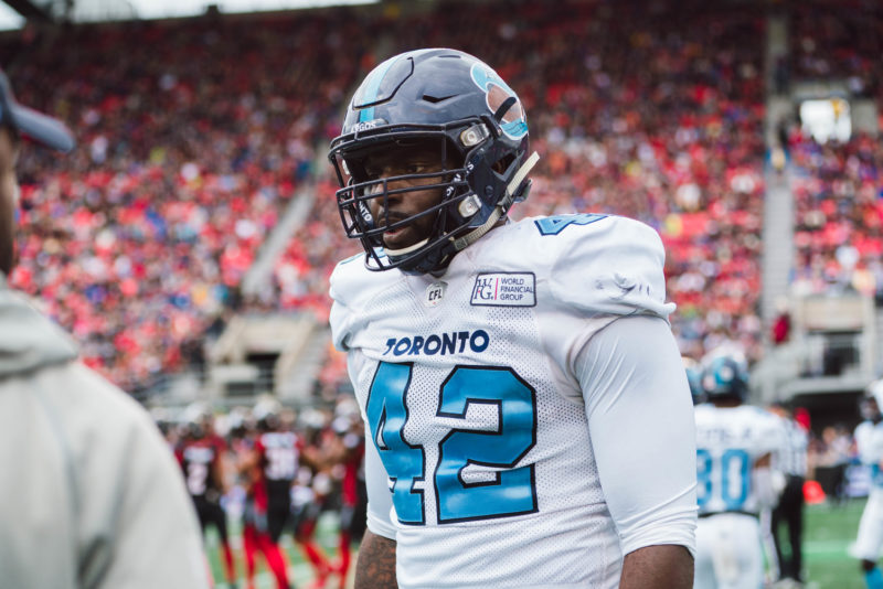 Argos re-sign Thomas and Spaziani + add Blumenthal
