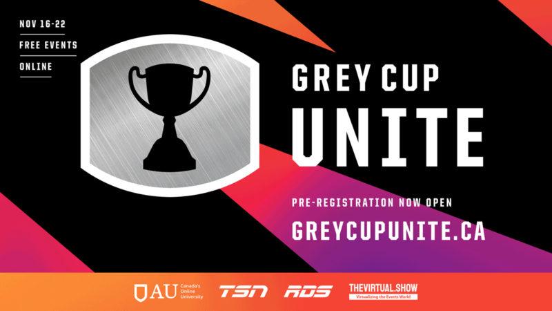 Introducing Grey Cup Unite!