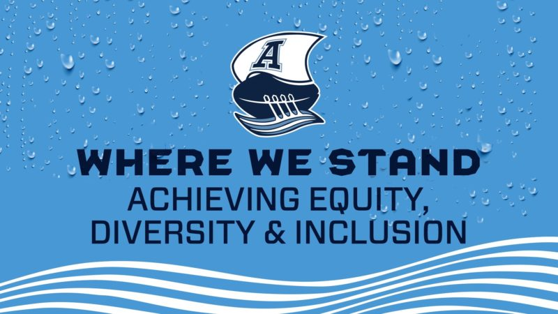 Where We Stand: Achieving Equity, Diversity & Inclusion