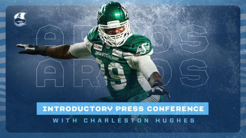Press Conference: Charleston Hughes – February 12, 2021