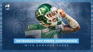Press Conference: Cameron Judge – February 18, 2021