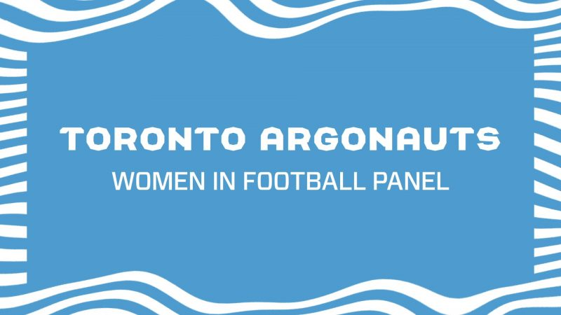 Argos Women in Football Panel Discussion