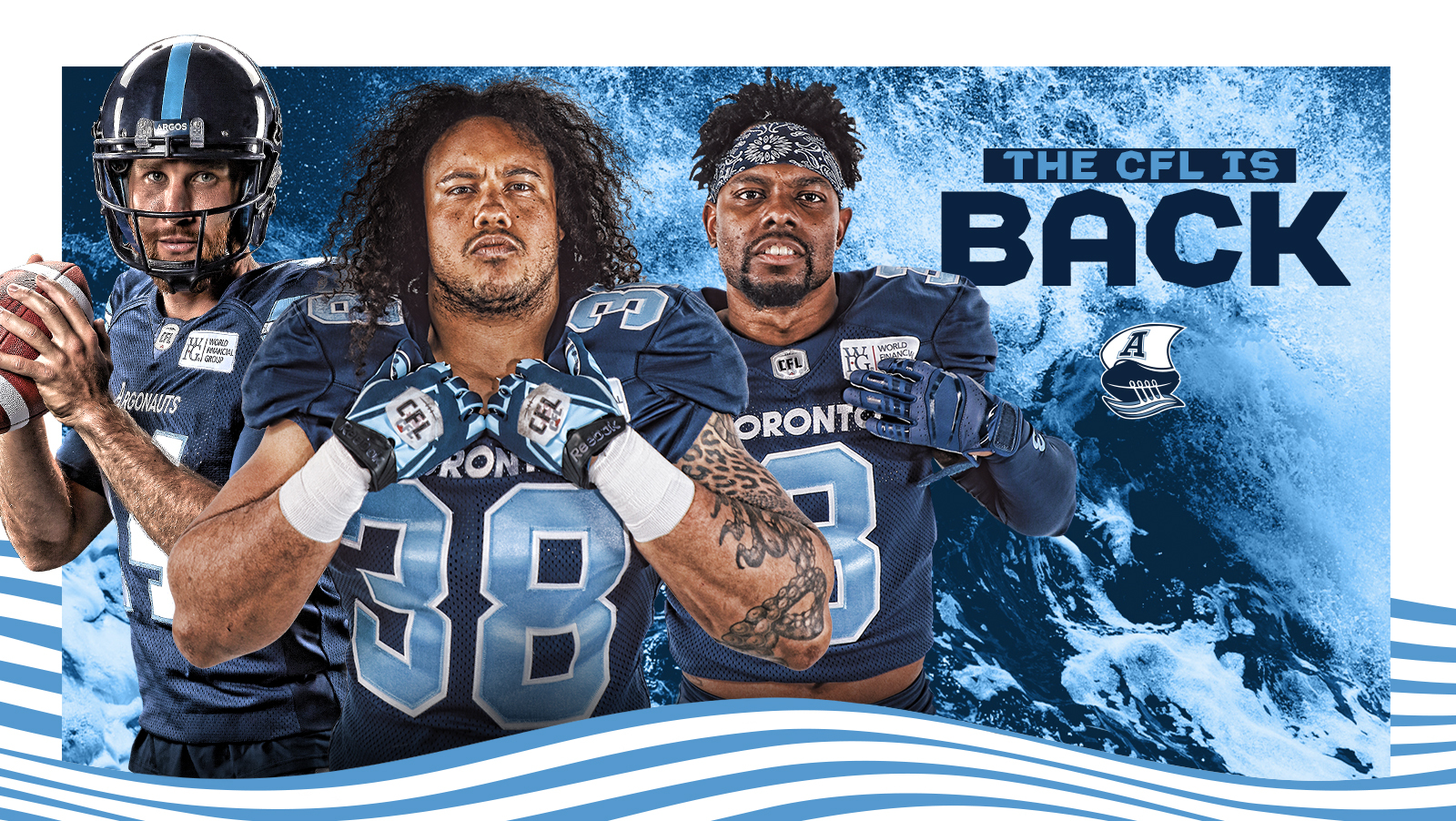 The CFL is Back!