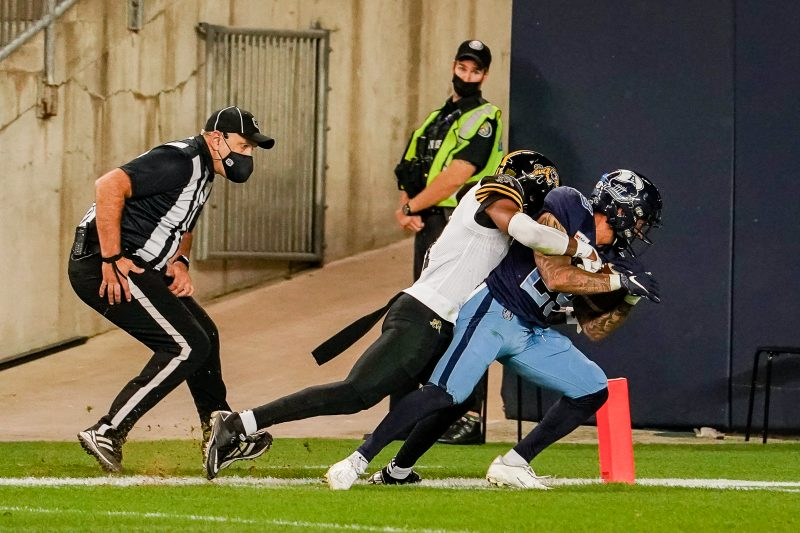 Labour Day Revenge! Argos hold on to beat the Ticats
