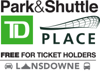 Park and Shuttle Logo