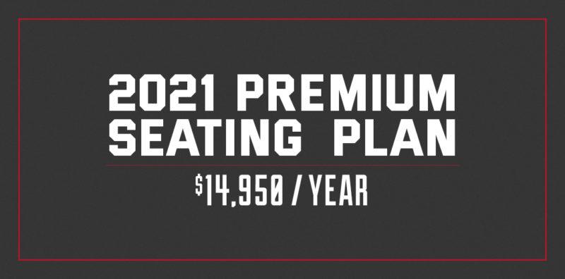 Premium Seating price