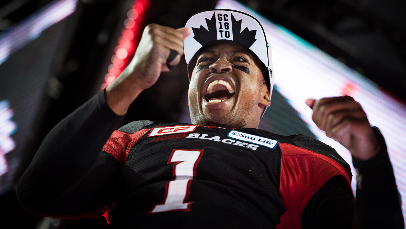 29c57067c42 The Quarterback  Henry Burris makes CFL debut in The Players  Tribune