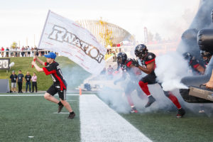 BC Lions vs Ottawa REDBLACKS July 20, 2018  PHOTO: Andre Ringuette/Freestyle Photography