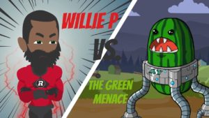RForce | Willie P vs The Green Menace