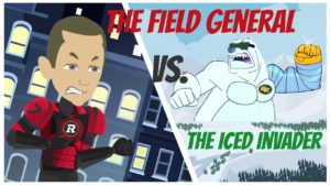 RForce | Field General vs The Iced Invader