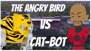 RForce | The Angry Bird vs Cat-Bot