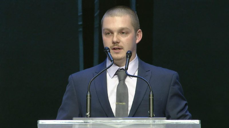 Shaw CFL Awards: Lewis Ward doubles up hardware with Special Teams award
