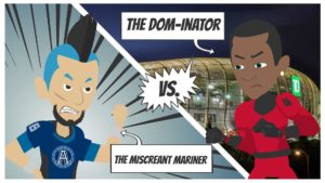RForce | The Dom-inator vs Miscreant Marniner