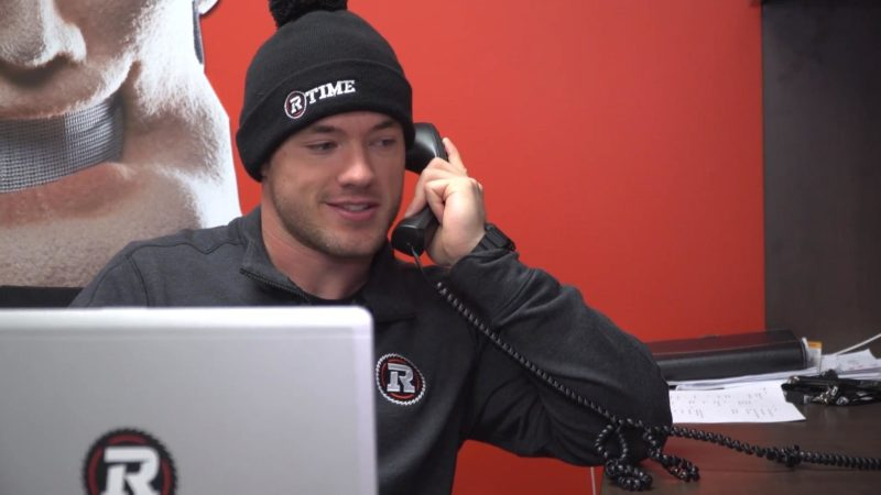 Gillanders and Marshall phone up RNation