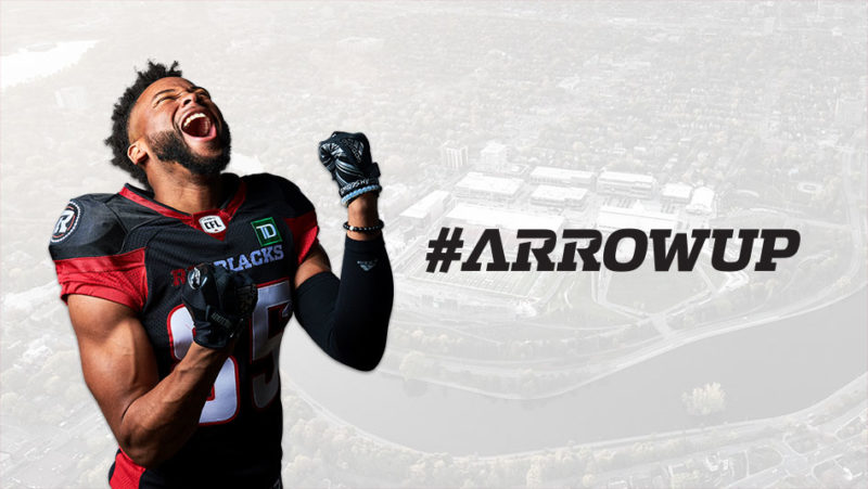Arrow Up: A mindset for success