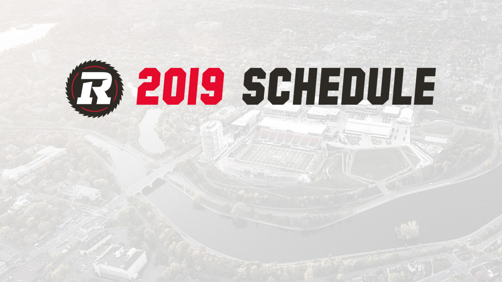 photograph about Tigers Printable Schedule known as Saays glow as REDBLACKS launch 2019 program - Ottawa
